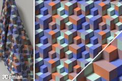 3Demian_3D_SL_BLK_pattern202_Ploom